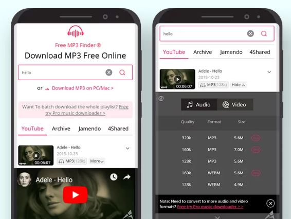 Top 7 MP3 Downloader Sites for Download Songs and Listen