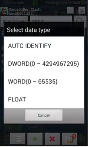 Select-Data-Type